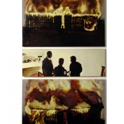 Slow Burn, Paintings, Christopher Moore Gallery, Wellington, NZ