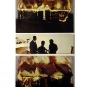 Slow Burn, Paintings, Christopher Moore Gallery, Wellington, NZ