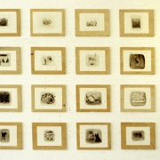 untitled ink drawings 1992