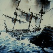 From a Shipwreck 2 1985